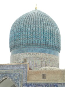 Samarkand Kuppel Gur Emir