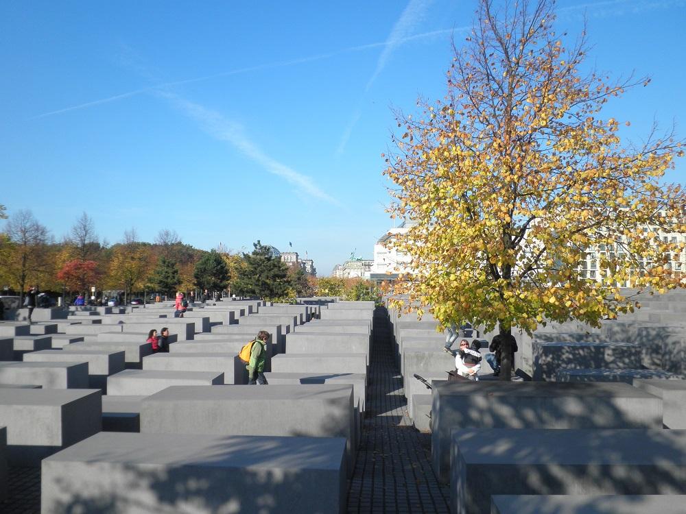 Holocaust-Memorial Berlin, Foto: Wolfgang Schmale