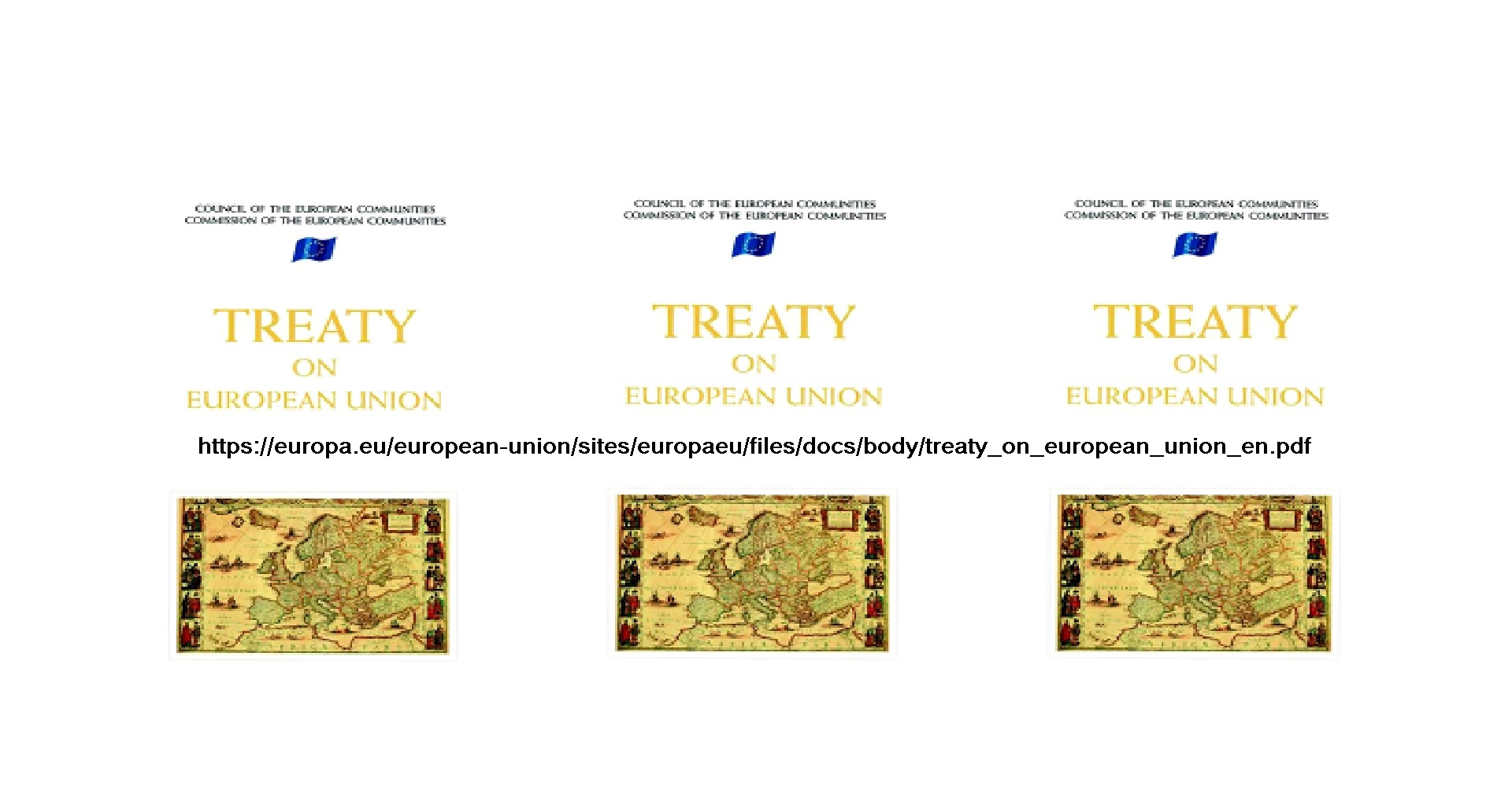 Maastricht Treaty https://europa.eu/european-union/sites/europaeu/files/docs/body/treaty_on_european_union_en.pdf