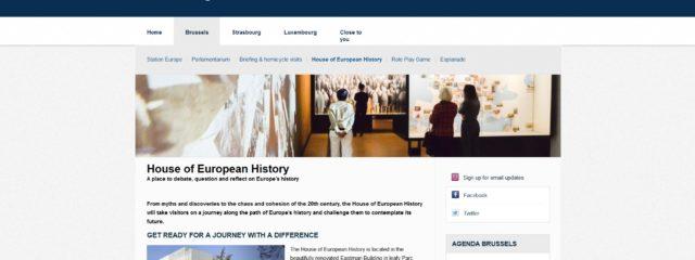 Screenshot House of European History: http://www.europarl.europa.eu/visiting/en/brussels/house-of-european-history