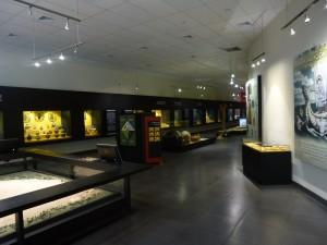 Blick in das Museum von Túcume (Terrain mit über 20 Pyramiden); Foto: Wolfgang Schmale, 1.9.2015)