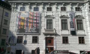 Theatermuseum Wien, Foto: Wolfgang Schmale, 26.10.2015
