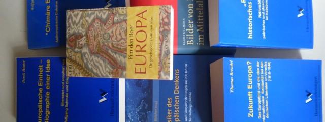 Europapläne - wissenschaftlich