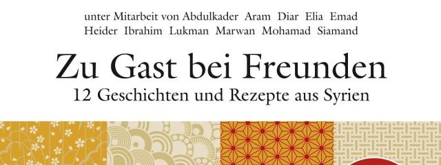 """Wolfgang Schmale """"12 Geschichten und Rezepte aus Syrien ..."""