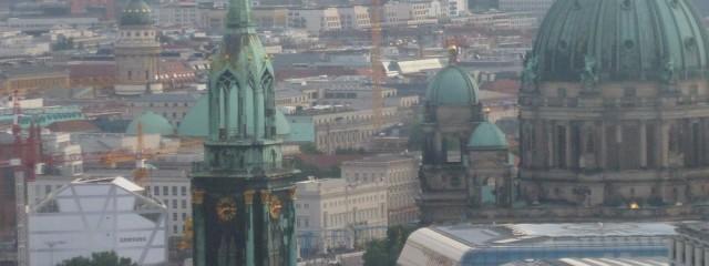 Blick über Berlin vom Alexanderplatz, 3.6.2016