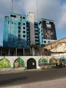 Iquitos Kampagne gegen Pädophilie