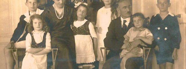 Familie Ott um 1920