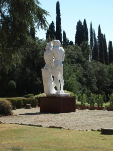 David und Jonathan Filippo Dobrilla Villa Salviati