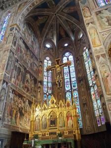 Santa Croce Chor