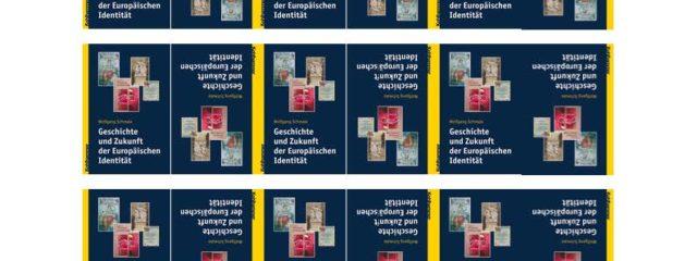Buchcover Schmale Geschichte und Zukunft der Europäischen Identität