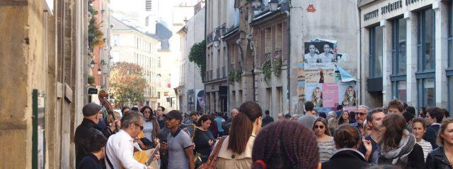 Paris, Marais; Foto: Wolfgang Schmale