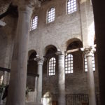 Grado antike Säulen im Kirchenbau
